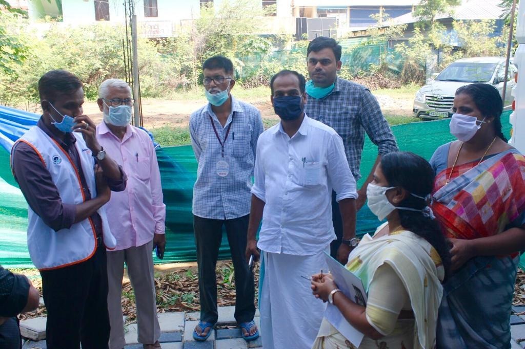 Vadanapally aster volunteers 6