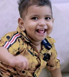 Patient testimonial Successfully Completed Pediatric Liver Transplant1