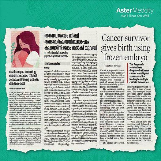 Cancer surviver