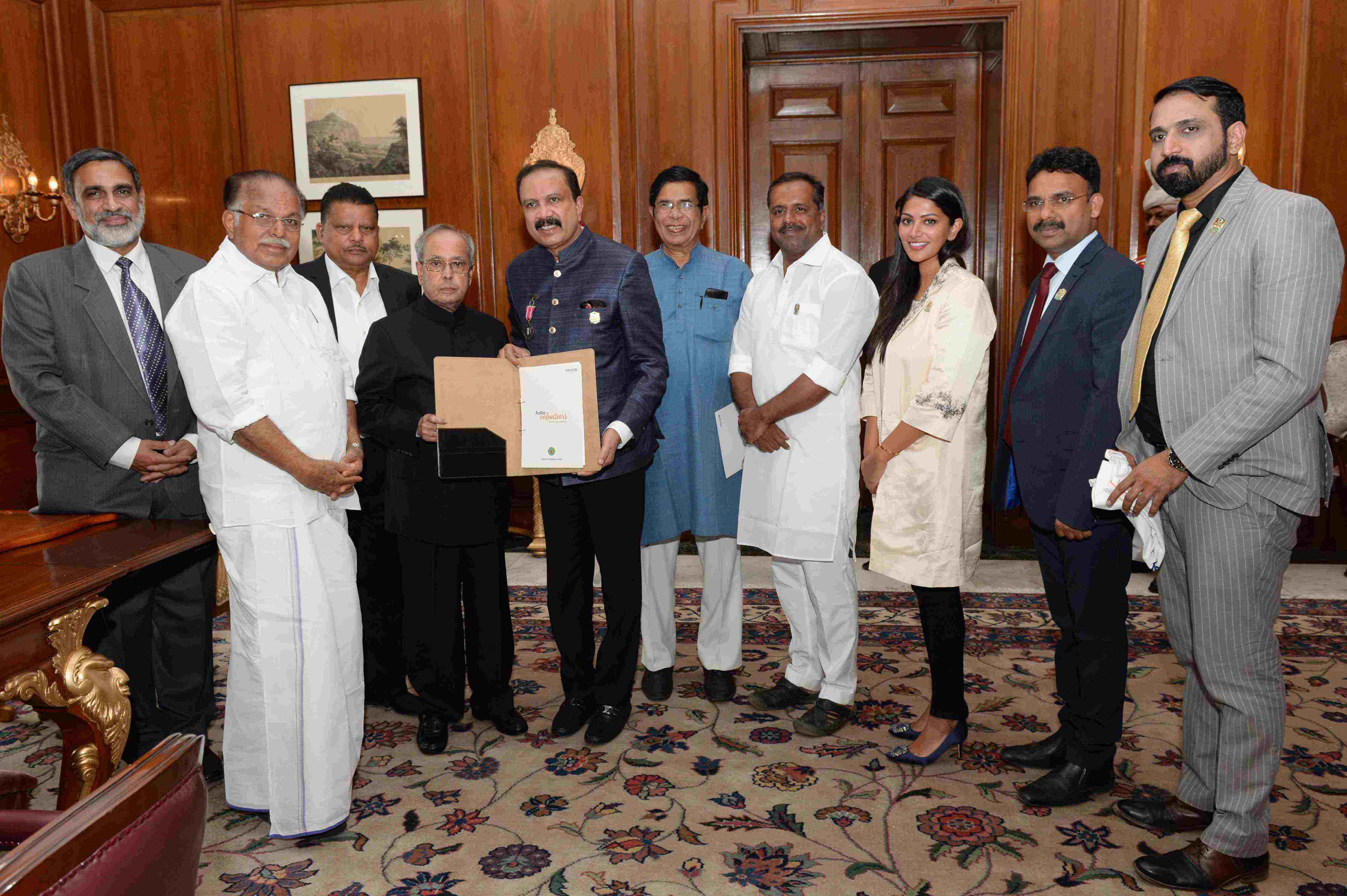 President_of_India Moopen