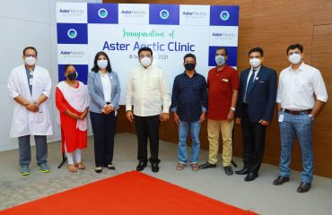 Aster Medcity launches Aortic clinic 1