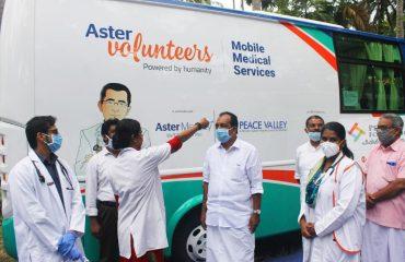 Aster volunteers Azikode 1