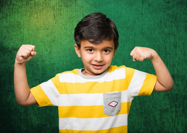 Bone health in children