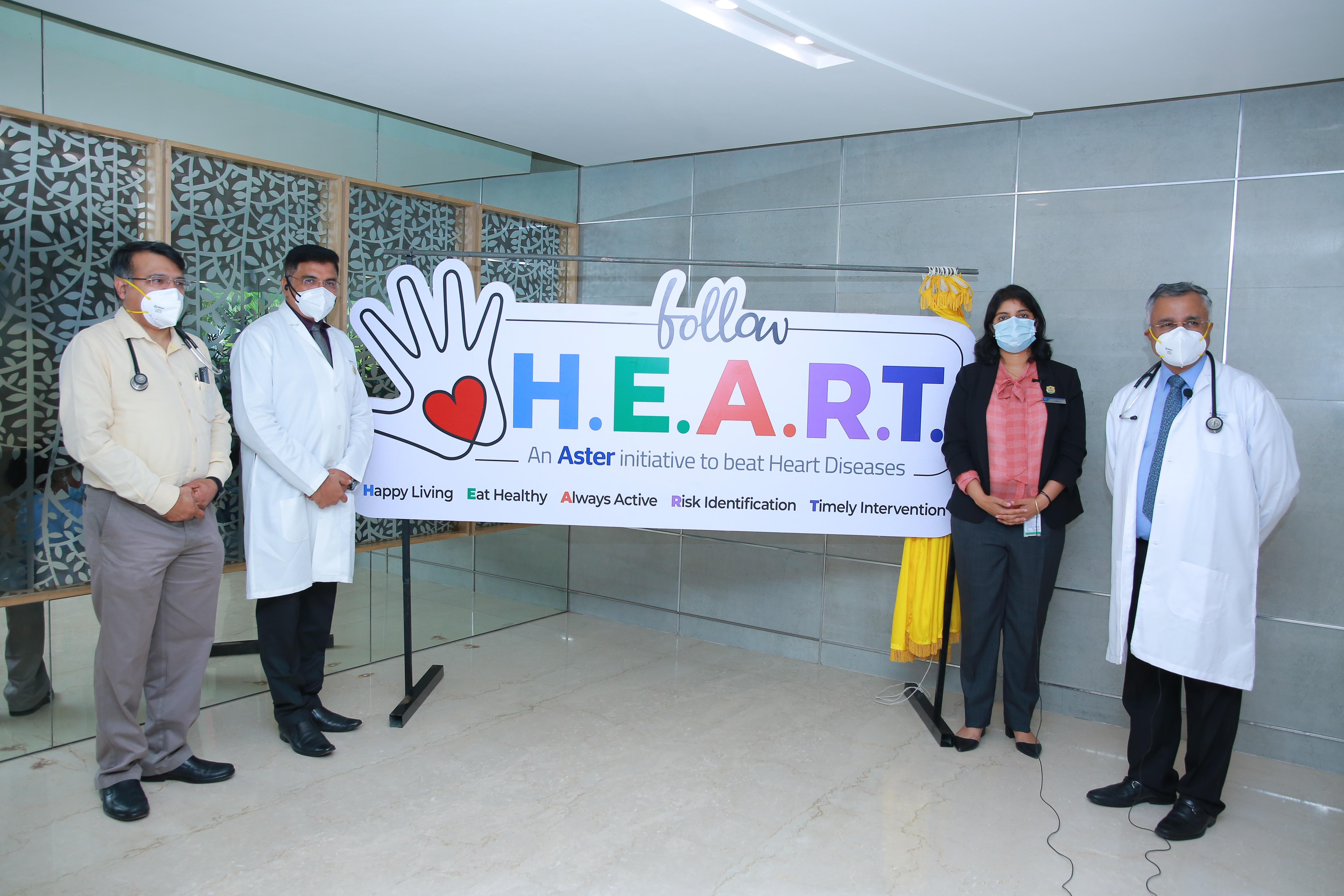 Events heart day 1