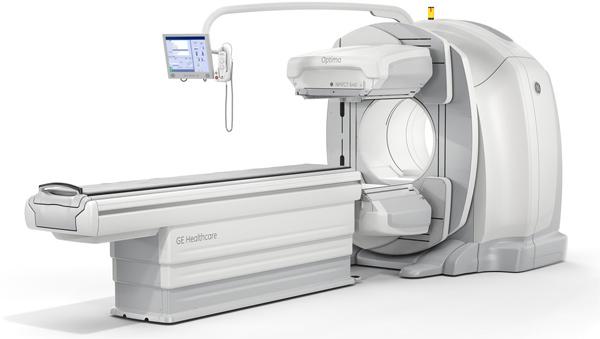 GE SPECT CT Optima NM 640 Gamma Camera