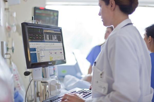 Philips Intelli Space Critical Care Anaesthesia digital ICU new